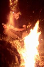 Davide e L'anima di Buck - Castro 2.7.2011 (foto di Luca Barzasi)